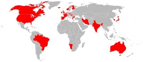 UBI worldwide